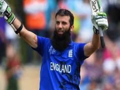 England's cricketer Moin Ali Corona's new strain positive
