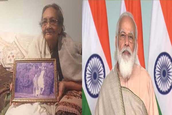 Netaji Subhash Chandra Bose's niece Chitra Bose dies, PM Modi expresses grief