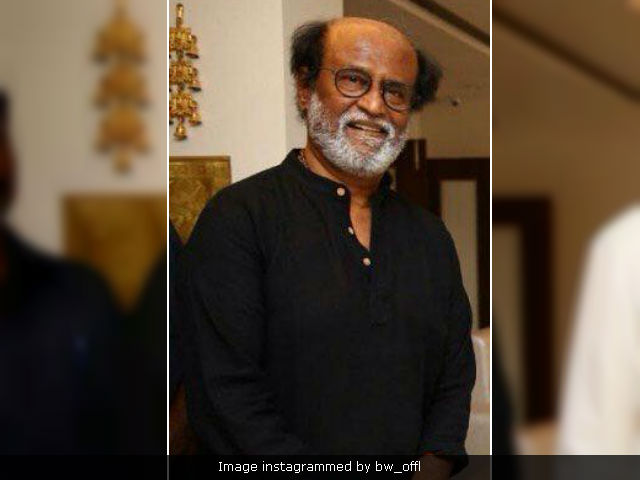 Rajinikanth clarifies on his political entry in 2021 elections