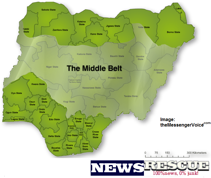 Image result for middlebelt nigeria