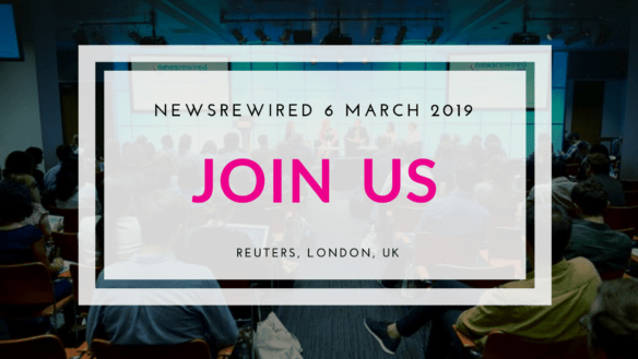 Newsrewired 6 March join us