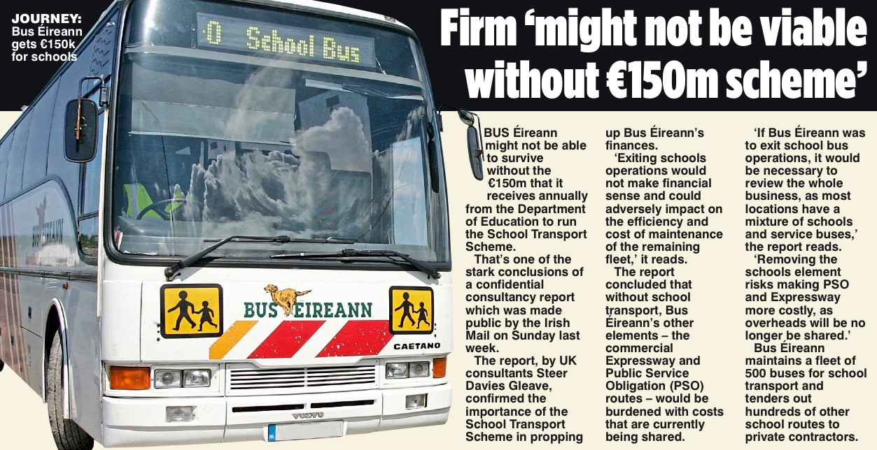 No success for over 400 appeals; school transport schemes need to.