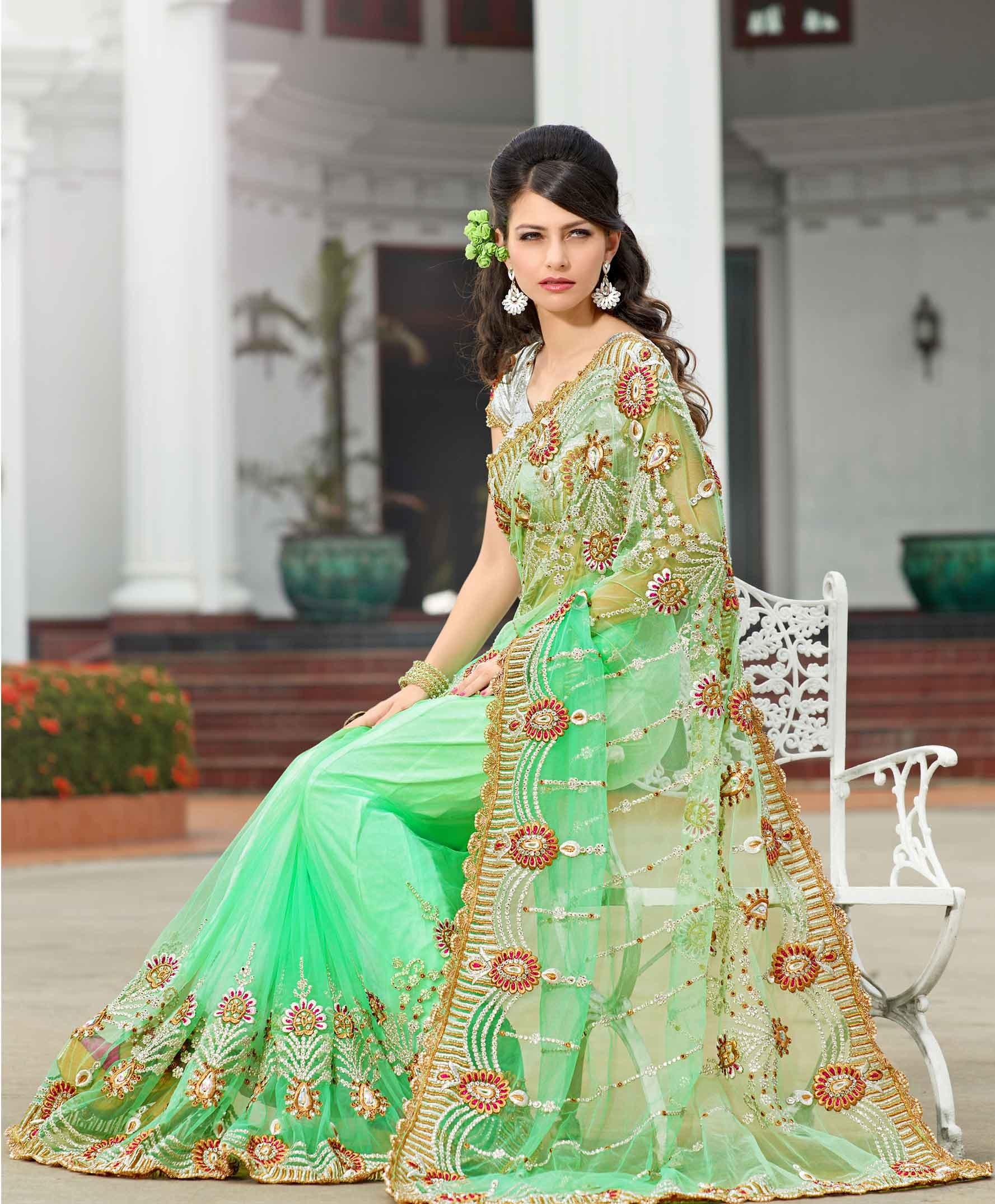 Online Wedding Sarees