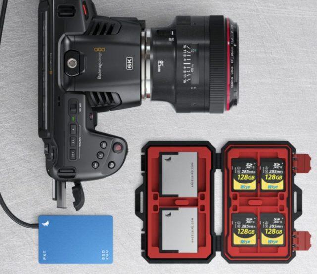Blackmagic Design Releases S35 Pocket Cinema Camera 6K with EF Mount