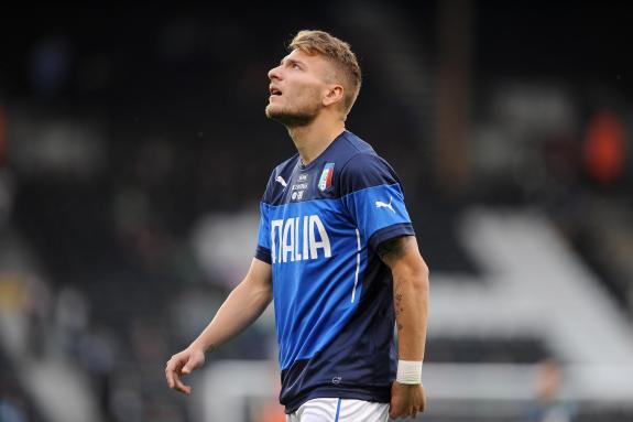 Image result for ciro immobile angry