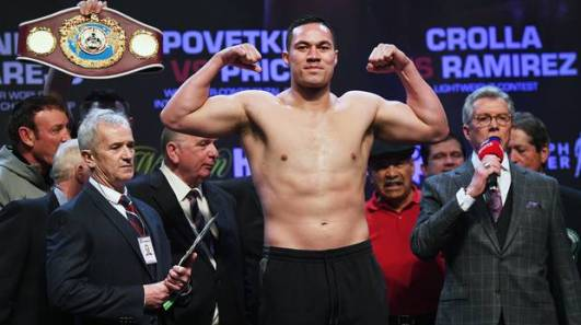 Image result for joseph parker