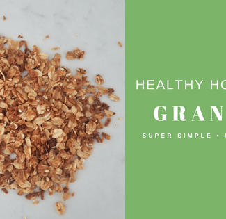 NewStart Healthy Homemade Granola for the Win!