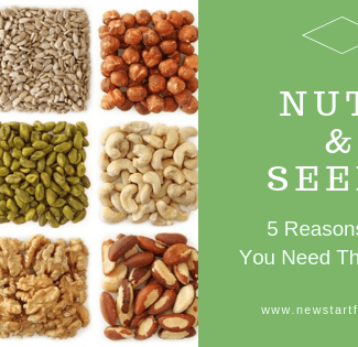5 Reasons Why You Need Nuts and Seeds in Your Diet, Daily