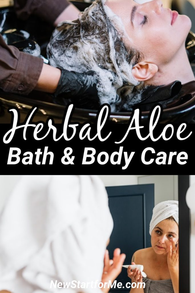 Herbal Aloe bath & body care products can help you get great results with your beauty routine using the power of aloe vera.