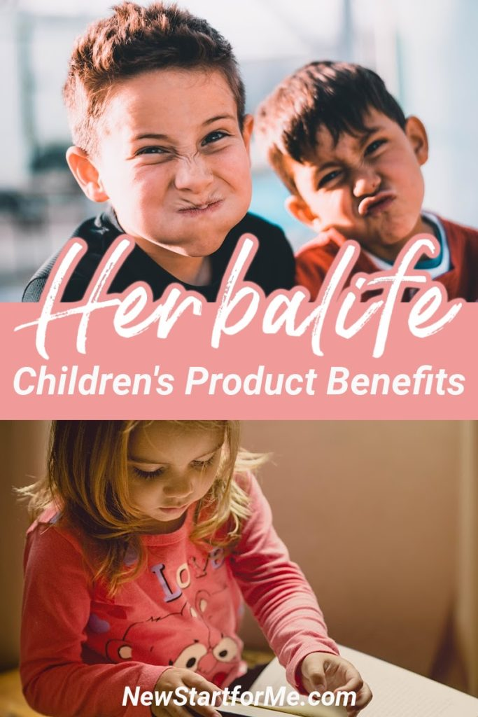 The best Herbalife children's health product benefits will help your child with development and starting a healthy lifestyle.