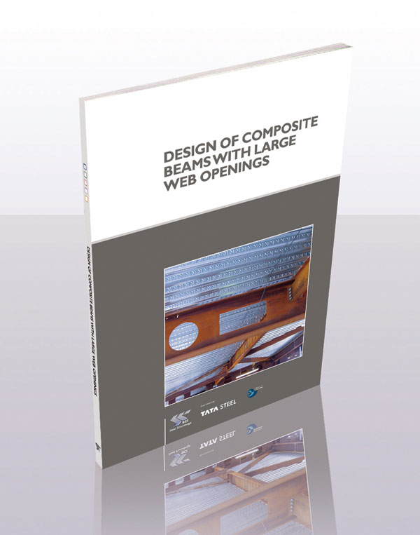 Design of Composite Beams with Large Web Openings ...
