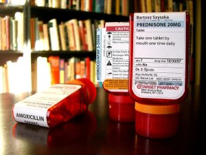 Wouldn't you just love some nice pills that might kill you? Photo: Bart