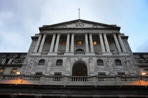 The Bank of England, which was minutes away from the Square Mile's first cannabis farm. Photo: It's No Game