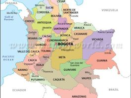 Bogota out of the Bog Go Real Ah Marx isnt anyway