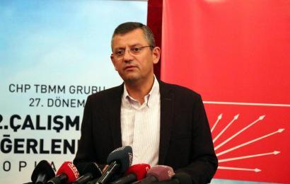 CHP Grup Başkanvekili Özgür Özel: Semih Yalçın MHP'lileri Utandıran Bir Şahsiyettir