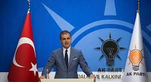 AK Parti Ali Erbaş'a Sahip Çıktı…!