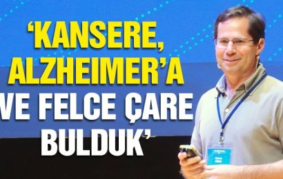 "SAMUMED Kurucusu ve CEO'su Osman Kibar: ""Kansere, Alzheimer'a ve felce çare bulduk"""