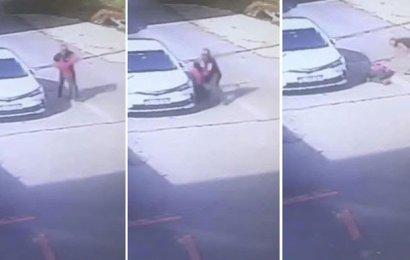 Aracına Erik Çekirdeği Atan Çocuğu Öldüresiye Dövmüştü Cezası Belli Oldu!