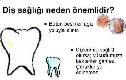 Diş Eti Neden Kanar ? Diş Sağlığı Neden Önemlidir?