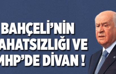 Hakkı Şafak Ses'in 'Bahçeli'nin Rahatsızlığı ve MHP'de Divan!' Yazısın'dan Satır Başları
