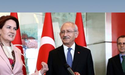 CHP-İYİ Parti İttifakının Yapacağı Ortak Mitingler Belli Oldu