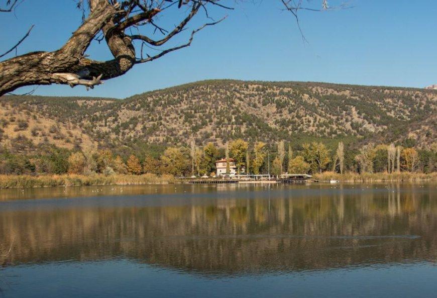 Mansur Yavaş'tan Eymir Gölü Teklifi!