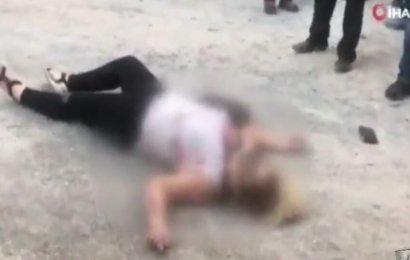 Öldürülen Gülay Şimşek Katilini Videoya Almış!