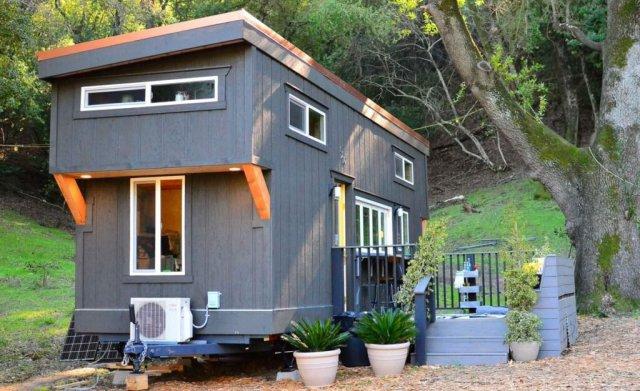 Tiny house design - Tiny house tasarım