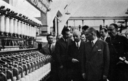"Cumhuriyetin İlk Fabrikası; ""Merinos"""
