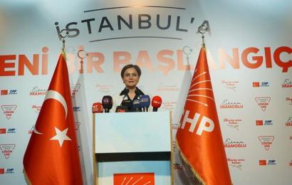 CHP İl Başkanı Kaftancıoğlu: Biz Oyunu Bozduk,İstanbul Seçimi İptal Edilemez