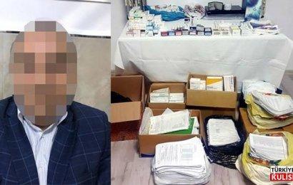 Antalya'da Doktorun Muayenehanesin'den Çıkanlara Şaşıracaksınız! Bakın Neler Çıktı