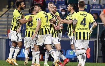 Fenerbahçe, Atiker Konyaspor'u Deplasmanda 1-0 Yendi…!