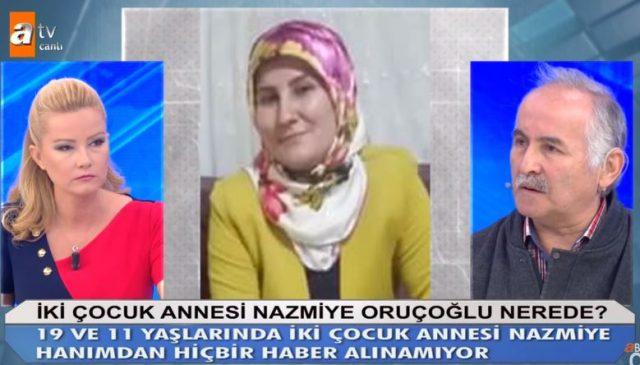 Nazmiye Oruçoğlu'nun Katili Kim ? DNA Sonucu Ne Oldu ?