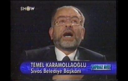 Temel Karamollaoğlu'nun Karanlık Geçmişi!