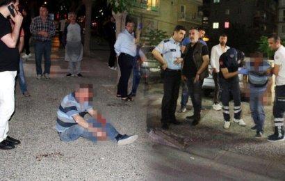 Tacizci Adam Mahalleli Tarafından Öldüresiye Dövüldü…
