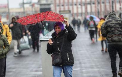 Meteoroloji'den Hafta Sonuna Kadar Yağış Uyarısı