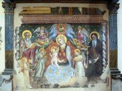Madonna del Belvedere, церковь Санта Мария Нуова, Губбио