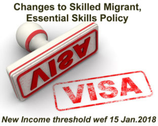 Govt make changes to immigration rules