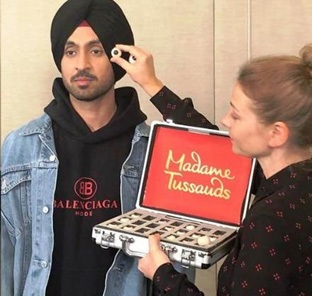 Unveiling of Diljit Dosanjh's wax figure put-off amidst growing tensions