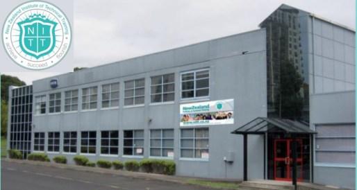 NITT building at Manukau