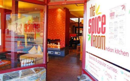 Spice Room restaurant, Wanaka (South Island)
