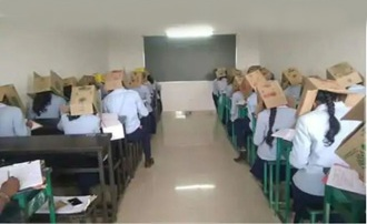 'Out-of-the box' method to stop cheating by students