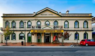 $300k grant for historic Cambridge Masonic Hotel