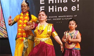 Waikato Museum hosts Diwali festival