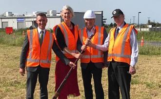 Exciting step forward for Hamilton as work starts on Rotokauri hub