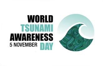 Learn how to stay safe on World Tsunami Awareness Day