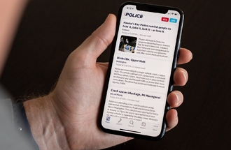 New mobile app to stay connected with Police