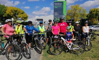 Council offers free biking courses for adults to stay safe