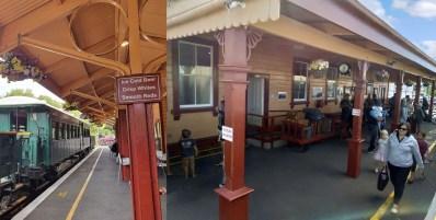 Waikino & Waihi stations