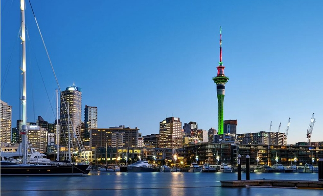Auckland tops as 'most liveable city' in global ranking